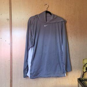 Nike pull over sweatshirt